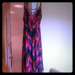 Gorgeous DVF wrap dress